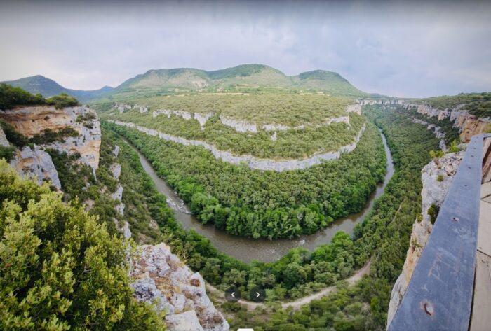 ruta de senderismoen Burgos casa rural